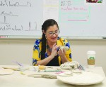 Clay artist visits main campus