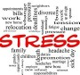 Stress takes center stage during April