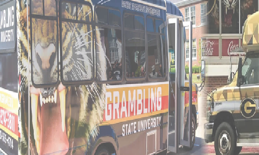 Improvements being made to campus transportation service