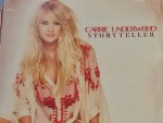 Carrie Underwood Releases New Album for Fans