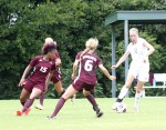 Soccer works towards improvement after first game loss