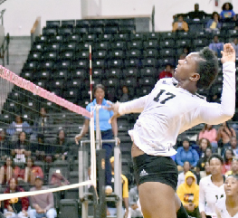 GSU volleyball ends season in SWAC Tournament