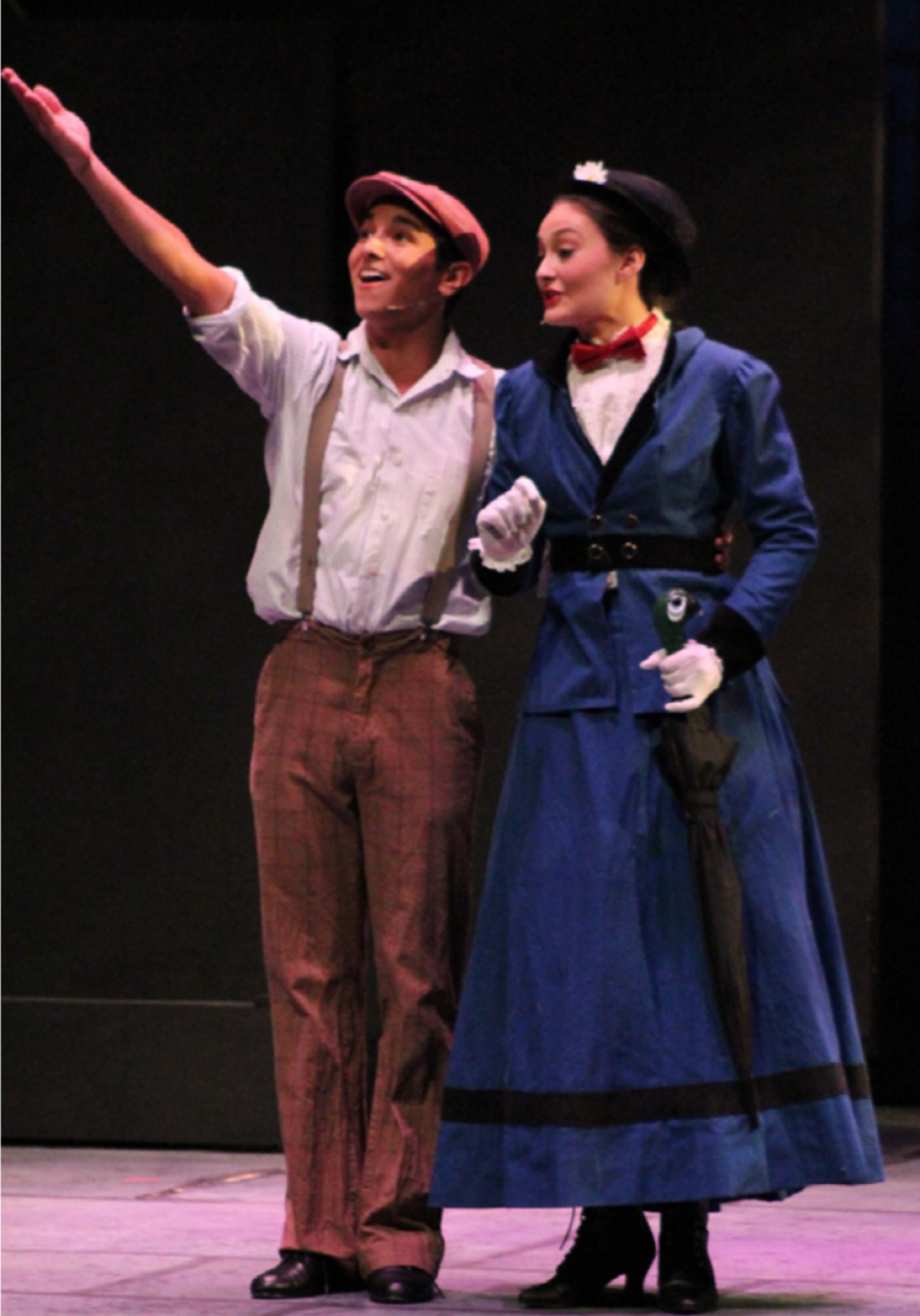 A Night of Magic: Mary Poppins at the Silver Center