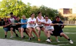 Greek Week pulls through with Tug-o-War