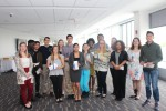 Students Awarded For Serving The Community