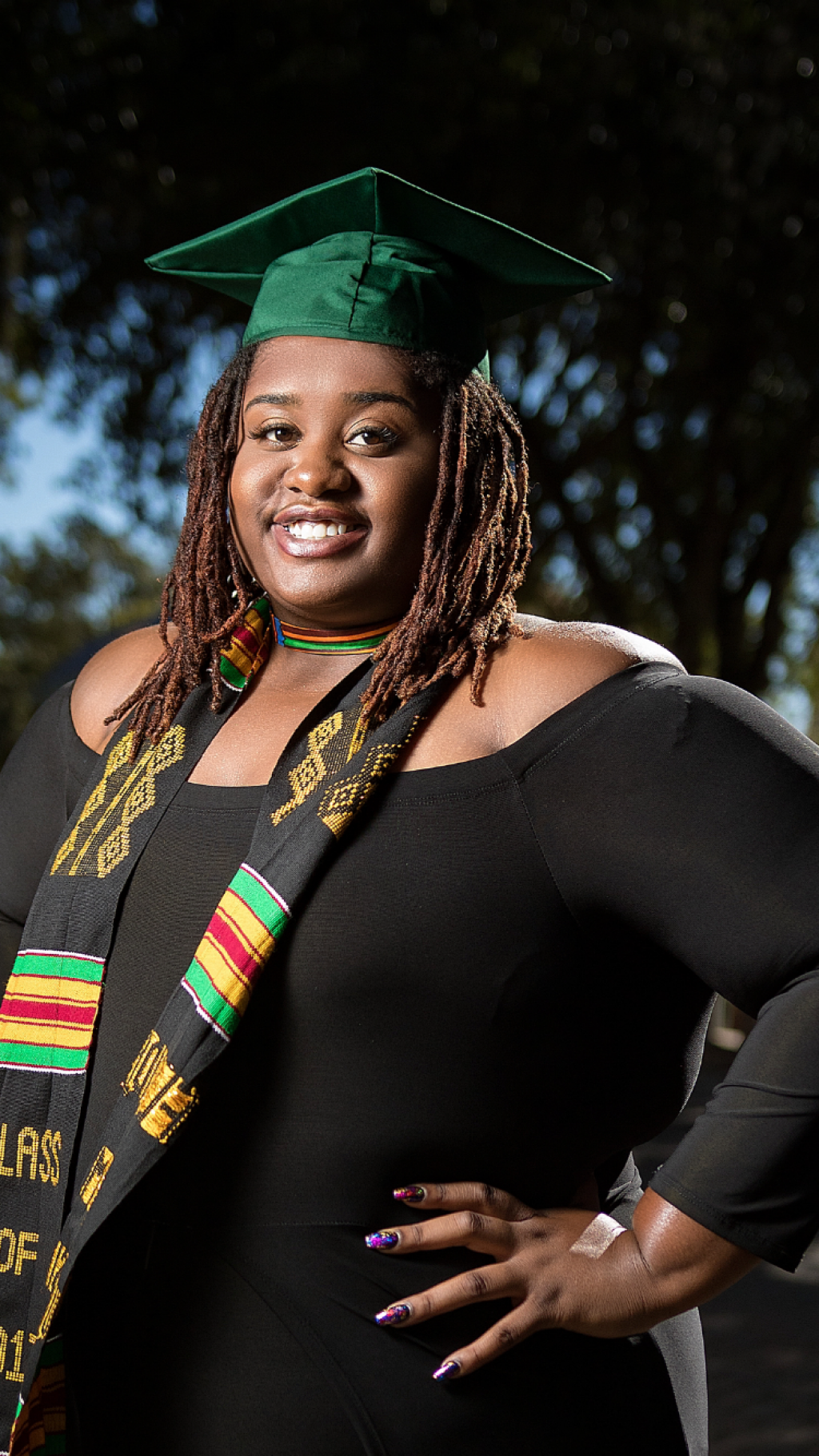 Fall 2017 graduates look ahead