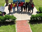 African Student Association mentors  local high school students