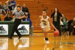 Women's Basketball Holds Off Green Mountain