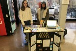 Class-led Fair Trade tabling to educate students