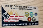 Veteran students help to create the USF community