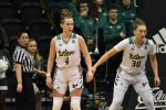 Pinzan shines as Bulls make statement in WNIT first round