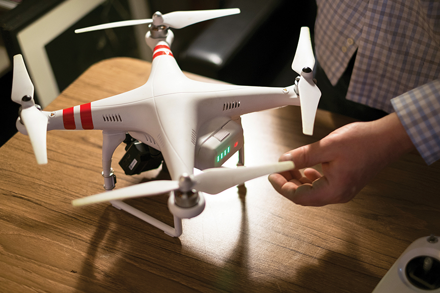 Government's drone registration deadline is Friday