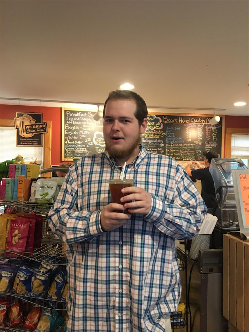 Castleton's caffeine cravings