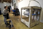 Ramapo's 3D printers spark creativity in students