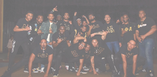 "Alpha Phi Alpha Fraternity, Inc. dominates ""Who Run It?"" Stroll Off"