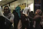 Muslim Student Association Educates People on Hijabs