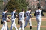 Baseball Team Suffers Loss to Old Westbury Panthers