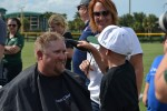 Cut for the Cure: More than just a Sunday baseball game
