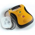 Campus Installs New Defibrillator