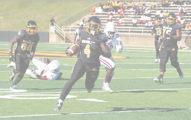 G-Men crush TXSU at Homecoming, win 55-20
