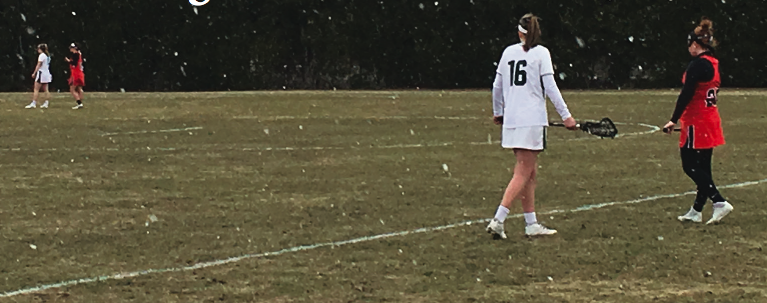Women's Lax Beats Out Bridgewater
