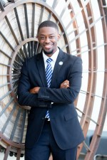DU SGA president youngest elected national NAACP officer