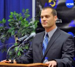 Head football coach dismissed and replaced