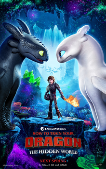 'How to Train Your Dragon 3'  flies high to an epic conclusion