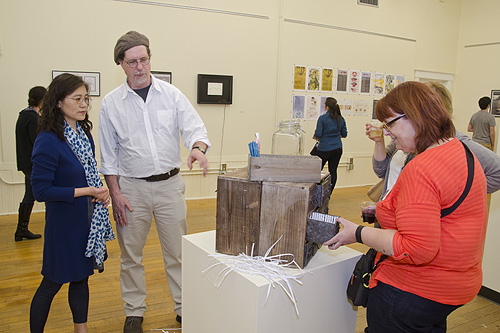 Panels to Highlight Faculty Collaborative Creations
