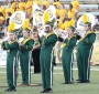 Homecoming halftime features works by Sinatra