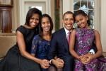 First Daughter deserves congratulations