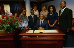FAMU alumnus Powell sworn in as state senator