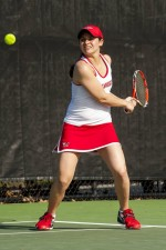 Women's tennis prepares for spring