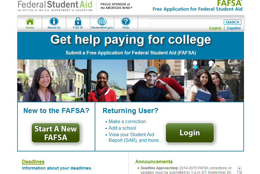 Death by FAFSA