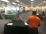FAMU goes to TCC to recruit students