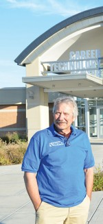 Construction professor Alex Babycz retires
