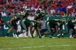 Defense shines, carries USF to win over Temple