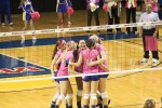 Belles block out breast cancer