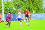 Belles lose last home game