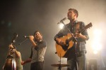 The Avett Brothers perform at the Hooper Eblen Center