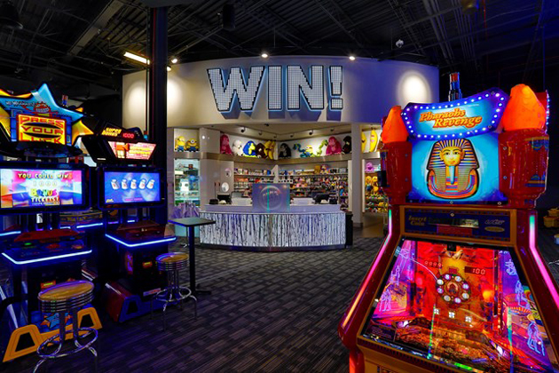 Dave & Buster's opens in Capitol Heights