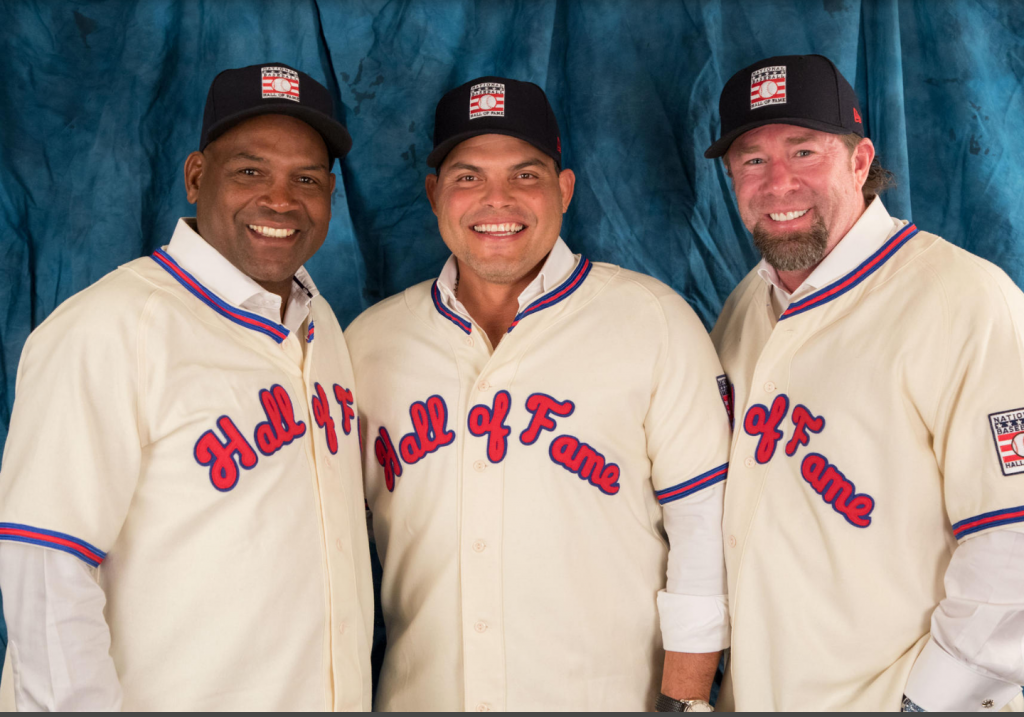 Baseball Hall Of Fame Inductees