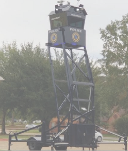 Campus police install new safety measures for homecoming