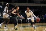 Williams adjusting to life in the WNBA