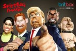 "Satire series ""Spitting Image"" returns to mock American politics"
