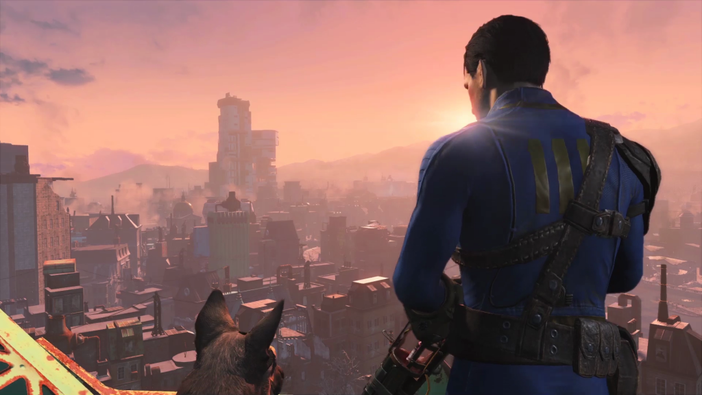 'Fallout 4' is November gaming highlight