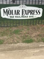The Molar Express isn't just for kids