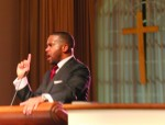MLK service speaker compares President Trump to Pharisees in Bible