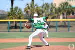 USF baseball holds off Liberty for series win
