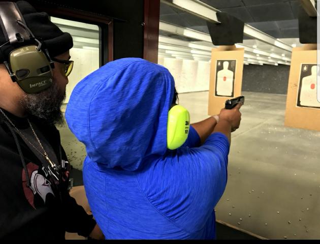 In National Gun Debate, Black Gun Owners Defend Their Rights to Self-Defense